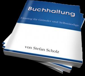 Cover Buchhaltung - Einstieg für Gründer und Selbständige